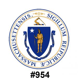 Seal of Massachusetts State Seal